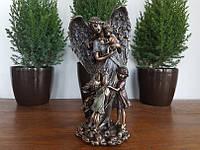 Коллекционная статуэтка Veronese Ангел-хранитель с детьми WU208