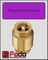 """Обратный клапан Fado Classic 1 1/4"""""""