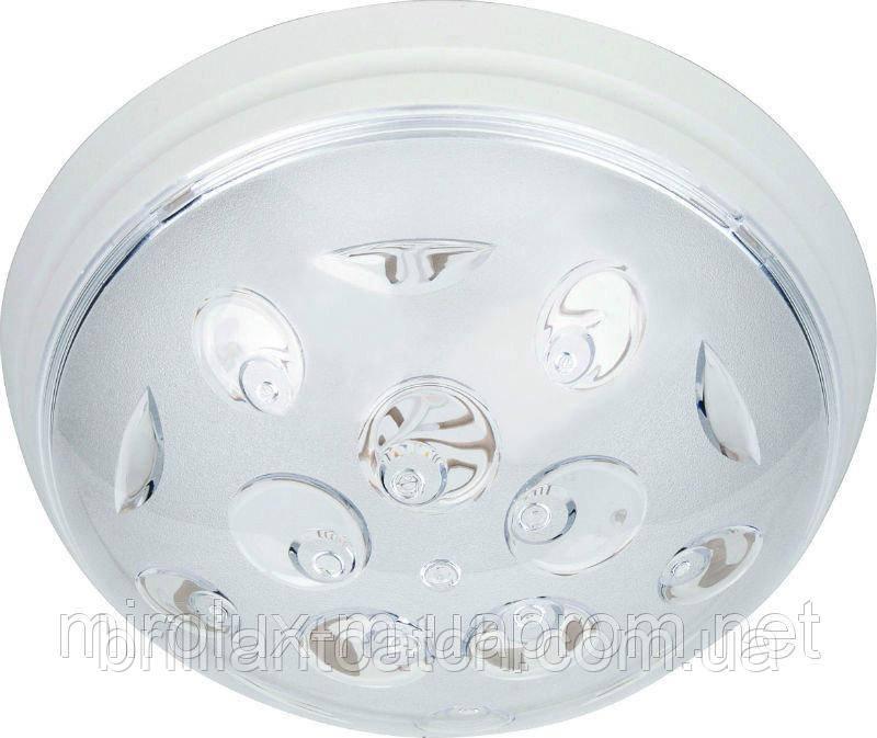 Светильник пластиковый УФО ИР20 15W (Назар) белый