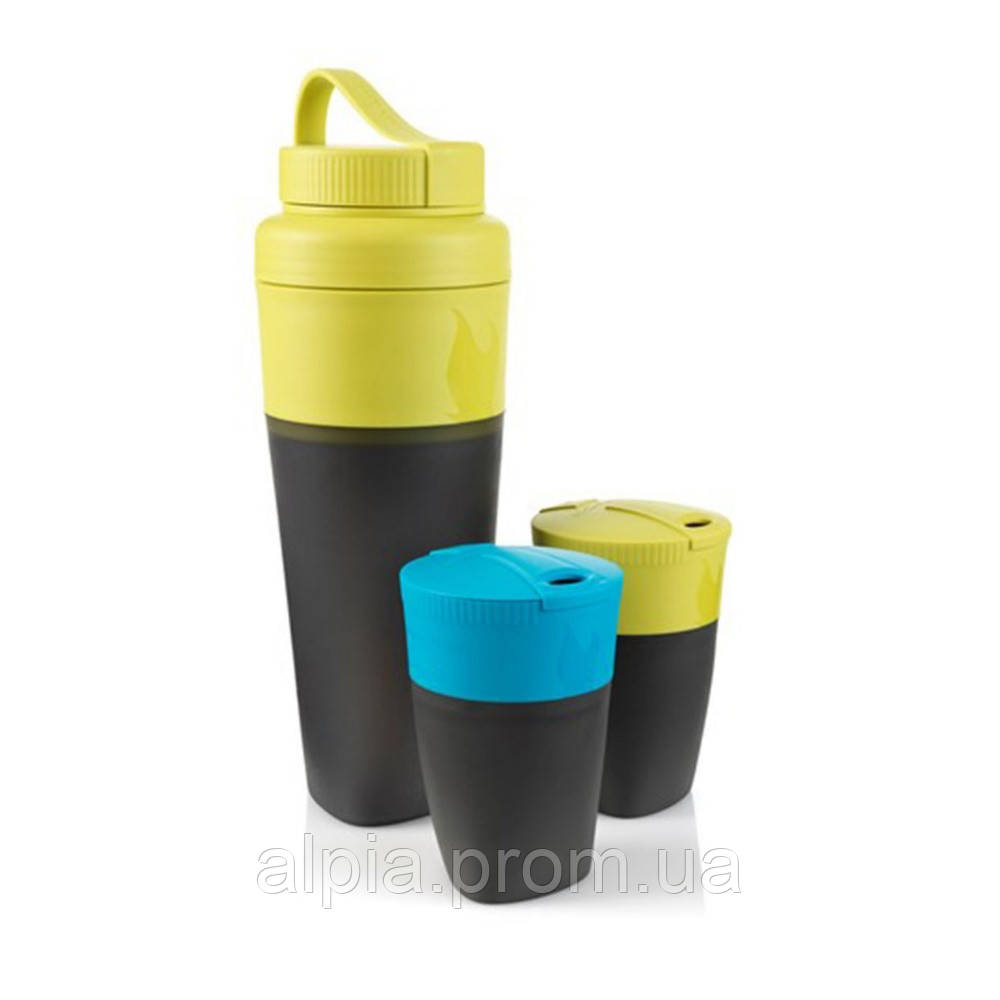 Фляга и набор стаканов Light My Fire Pack-up-Drink Kit (LMF 50694340)