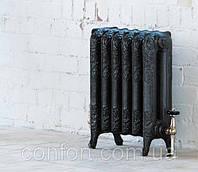 Классический чугунный радиатор на ножках в ретро стиле PARISIAN 560