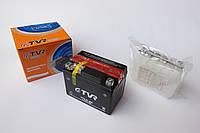 Аккумулятор мотоциклетный (АКБ) YT-4-L TVR (Ти Ви Ар)