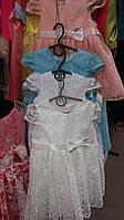 Нарядное детское платье для торжества