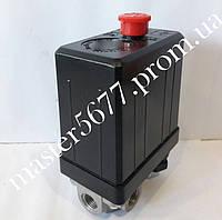 Автоматика для компрессора (пресостат) 220v,3 выхода
