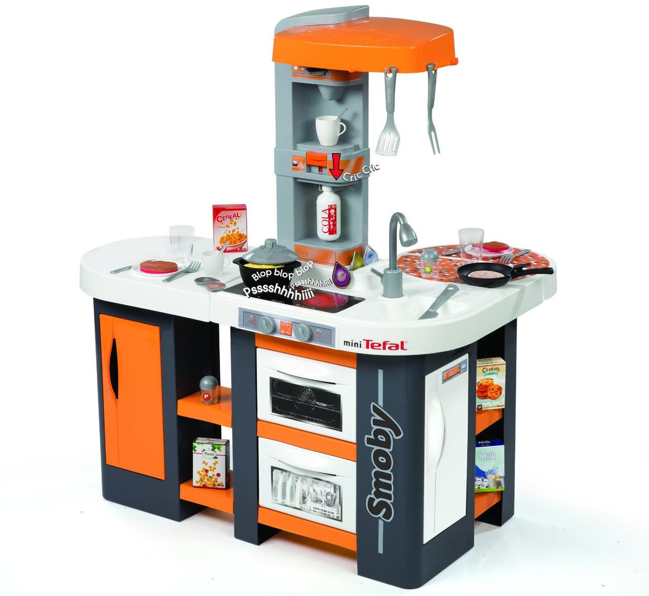 Кухня детская Mini Tefal Studio Smoby 311002