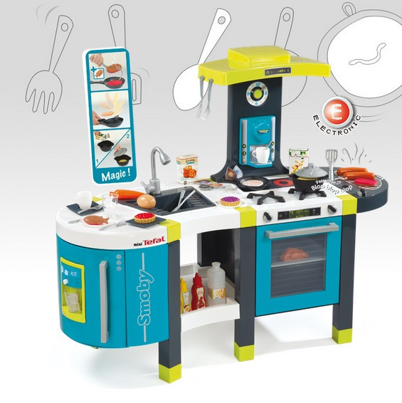 Кухня детская Mini Tefal French Touch Smoby 311200