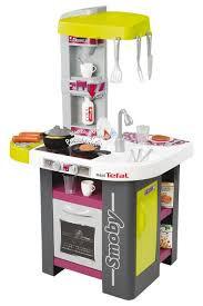 Кухня детская с барбекю Mini Tefal Studio Smoby 311001