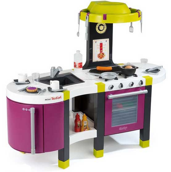 Кухня детская Mini Tefal French Touch Smoby 24133