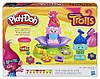 """Play Doh Игровой набор Плей До Салон Тролли """"Стильные причёски""""  Оригинал из США"""
