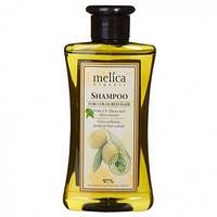 Шампунь для окрашенных волос с УФ-фильтрами и экстрактом оливок ТМ Мелиса Органик 300 мл