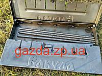Раскладной мангал-чемодан на 8 шампуров