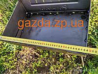 Мангал на 8 шампуров, сталь 2 мм, два уровня жарки.