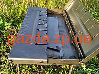 Мангал чемодан на 8 шампуров двухуровневый ( 2 мм )