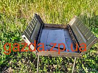 Мангал - чемодан складной на 8 шампуров