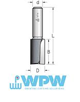 Фреза  пазовая D = 10 мм; В = 32 мм; хвостовик = 12 мм. (WPW, Израиль)
