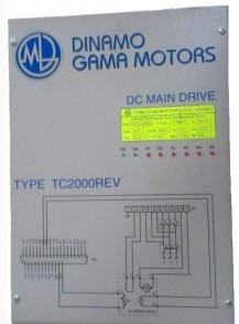 Приводы главного движения постоянного тока TC2000REV
