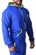 Спортивная толстовка MOBILITY blue