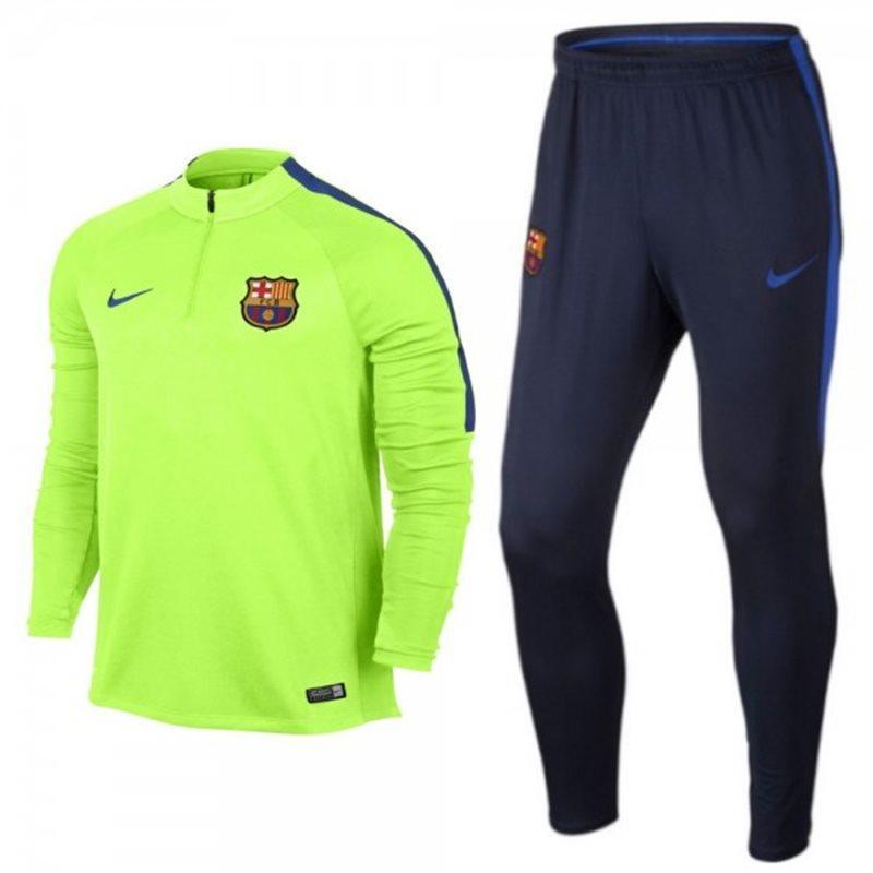 d1dffd2d0ba5 Спортивный костюм Nike, Барселона. Футбольный, тренировочный. Сезон 16 17 -  Sport