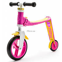Скутер Scoot&Ride Highwaybaby розово-желтый (SR-216271-PINK-YELLOW)