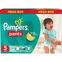 Подгузники - трусики детские Pampers Pants (5) Junior 12-18 кг 96 шт. Mega Box