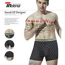 Мужские боксеры стрейчевые марка «INDENA» АРТ.65053, фото 2