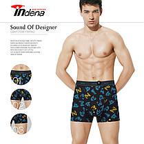 Чоловічі боксери стрейчеві марка «INDENA» АРТ.65064, фото 2