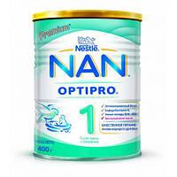 Смесь NAN 1 для детей от 0 до 6 месяцев, 400 г
