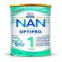 Смесь NAN 1 для детей от 0 до 6 месяцев, 800 г
