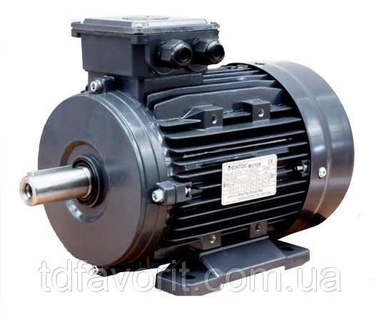 Электродвигатель TOP MOTORS MS 802-4 0.750KW B5 230/400V 50HZ