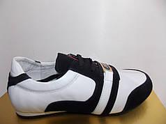Жіночі мокасини Hermes 2102 чорно-білі
