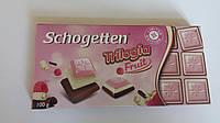 Шоколад Schogetten Trilogia Fruit (Фруктовая Трилогия) 100 гр