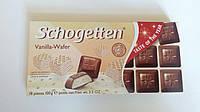 Шоколад Schogetten Vanilla Wafer (Ванильные вафли) 100 гр