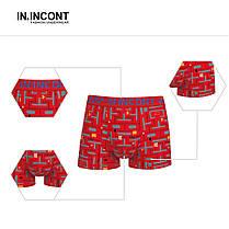 Чоловічі боксери стрейчеві марка «IN.INCONT» Арт.7554, фото 2