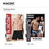 Мужские боксеры стрейчевые марка «IN.INCONT»  Арт.7554, фото 2