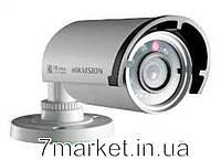 Цветная уличная камера с ИК подсветкой HIKVISION DS-2CE1512P-IR