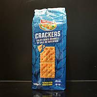 Крекеры солёные Crackers Salati In Superficie 500г