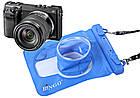 Водонепроницаемый аквабокс для фотоаппаратов Bingo синий , фото 2
