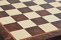Шахматная доска деревянная (Extra Size), фото 1