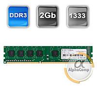 Модуль памяти DDR3 2Gb Exceleram (E30106A) 1333