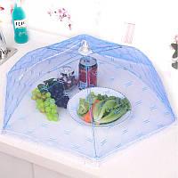 Зонтик- сетка для защиты продуктов от насекомых d70, h24 см