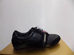 Жіночі мокасини Prada 7815 чорні
