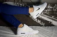 Кроссовки Nike Air Max белые женские