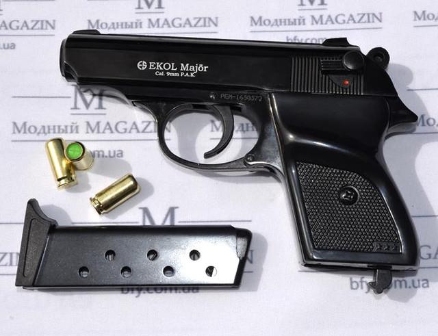 Как выбрать стартовый пистолет