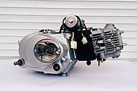 Двигатель Мустанг 49/110 см3 полуавтомат Аlpha-Lux