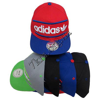Кепка реперка  Adidas 56 р. (хлопок) Вьетнам оптом 5210