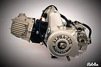 Двигатель Дельта 49/110 см3 d-52,4 мм механика Аlpha-Lux