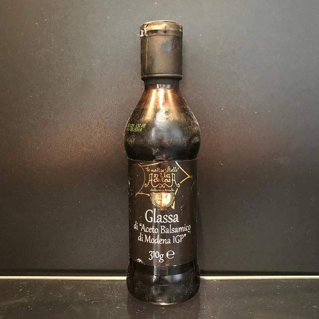 Бальзамический уксус густой Glassa Aceto Balsamico di Modena 310мл