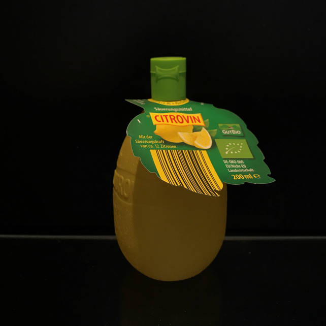 Лимонный концентрат Citrovin 200мл