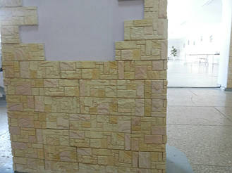 """Гипсовый камень """"Египет 001"""" 0,58 кв.м./уп."""