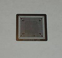 BGA шаблоны Nvidia 0.5 mm AM5200IAJ44HM трафареты для реболла реболинг набор восстановление пайка ремонт прямо